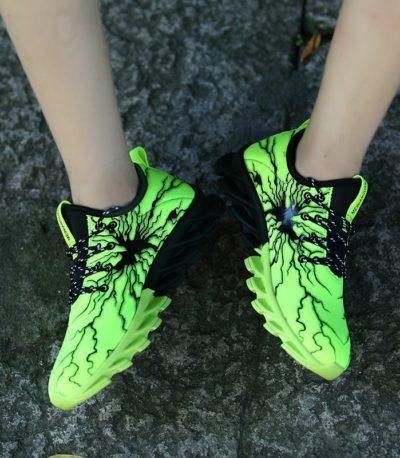 Уличная спортивная мужская кроссовки