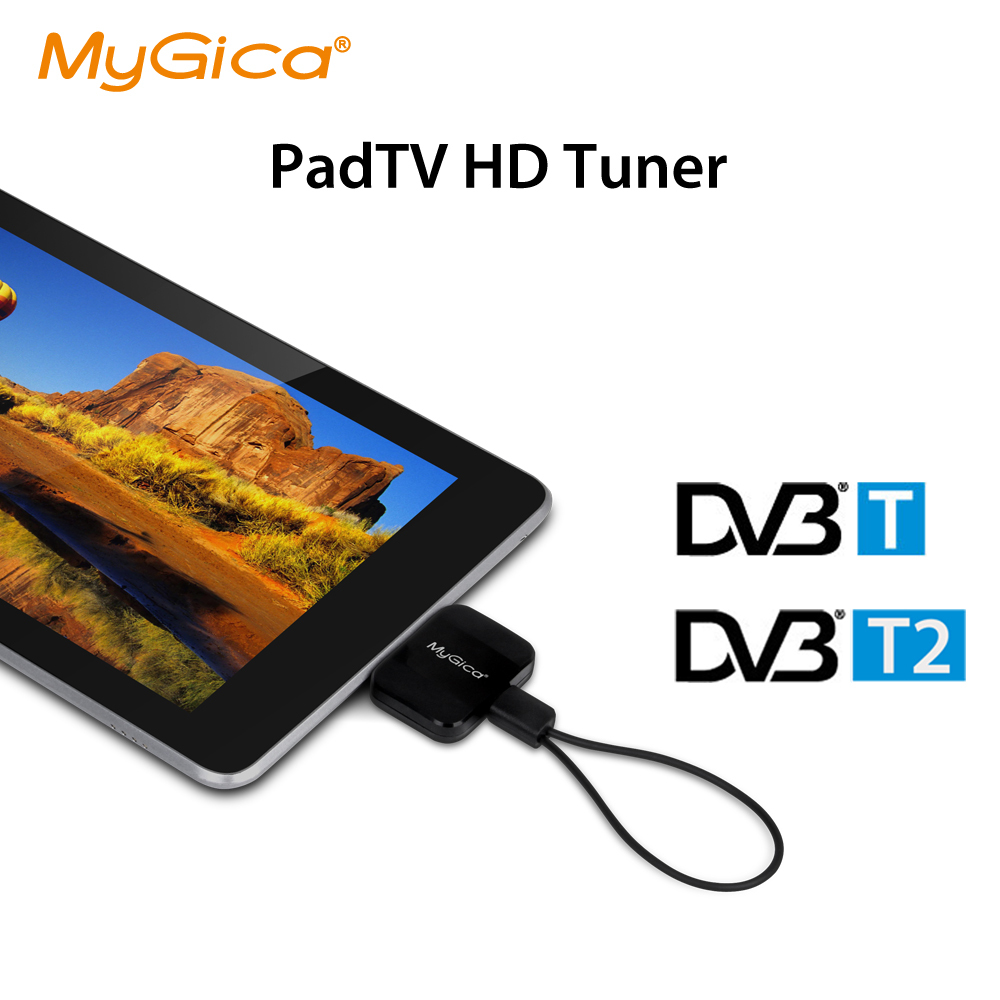 PAD DVB-T2 Тюнер Для Android