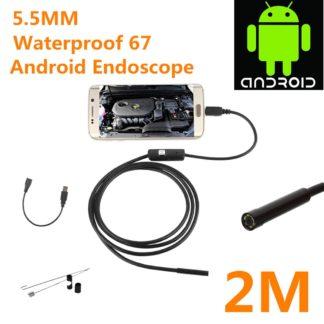 Водонепроницаемый мини Android эндоскоп