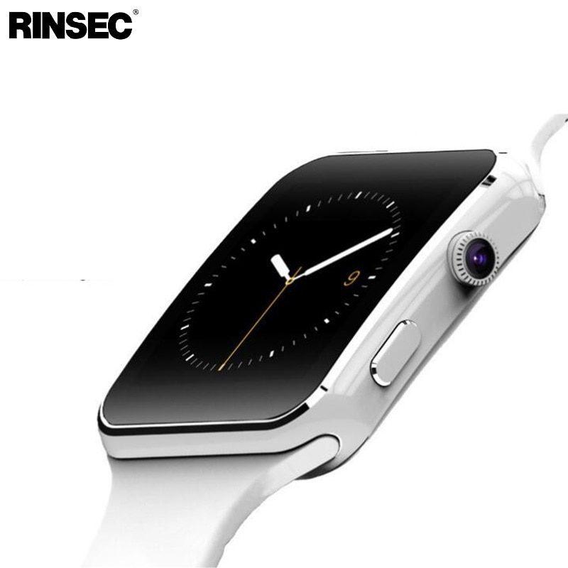 X6 Смарт часы с Камера и GSM Sim карт для IOS и Android