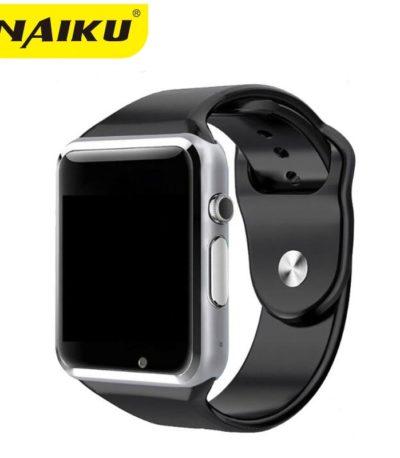 A1 Смарт часы с Шагомер и GSM Sim карт для IOS и Android