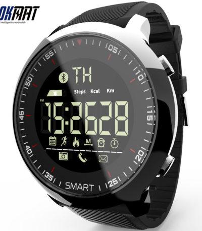 LOKMAT Спортивные Смарт часы для IOS и Android