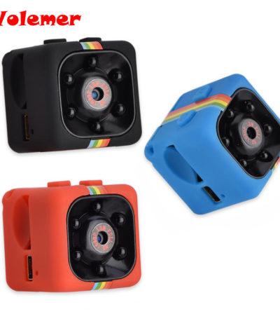 Мини видеокамера с поддержкой SD Card