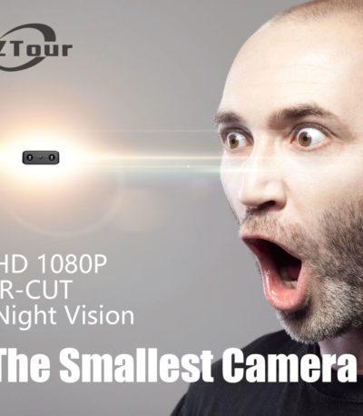 Мини-камера наблюдения с инфракрасный ночное видение