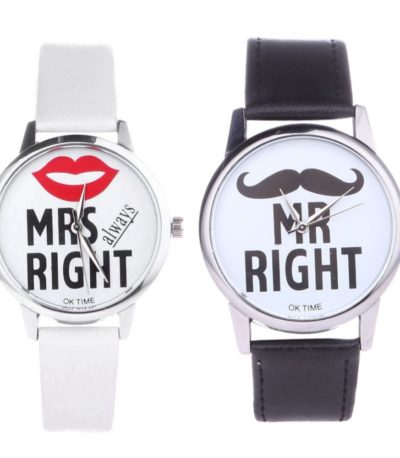 Часы для влюбленных Борода и Губ