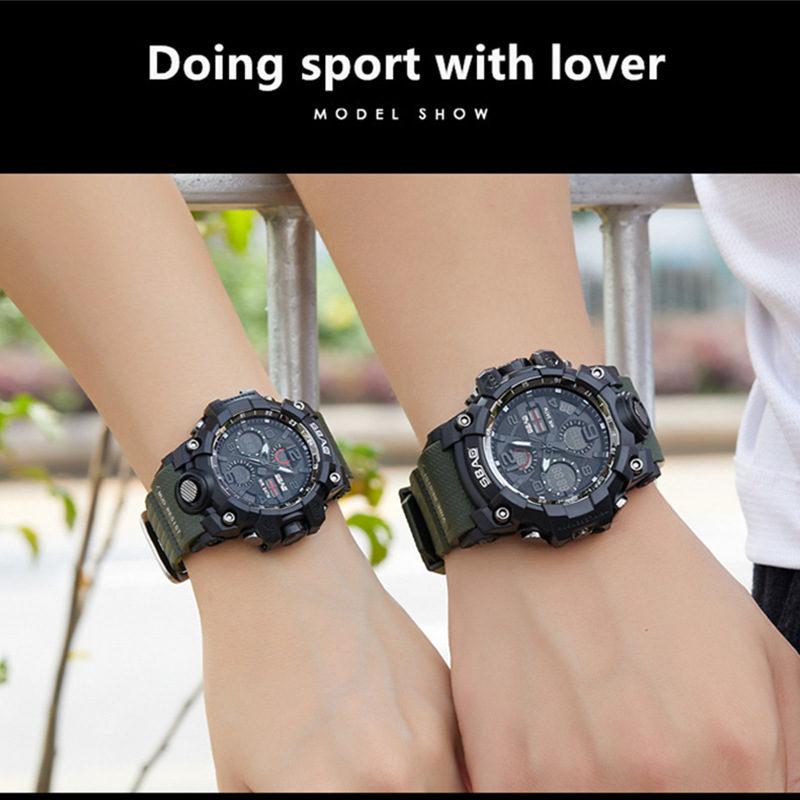 Парный спортивные часы для влюбленных
