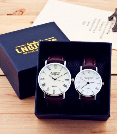 Бизнес наручные часы для влюбленных