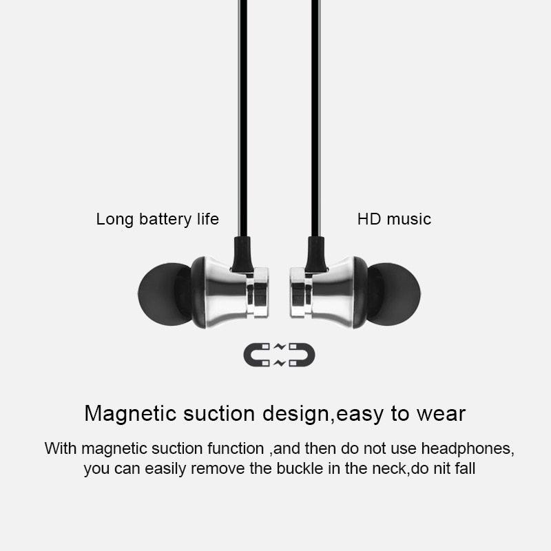 Спортивные Bluetooth беспроводные наушники