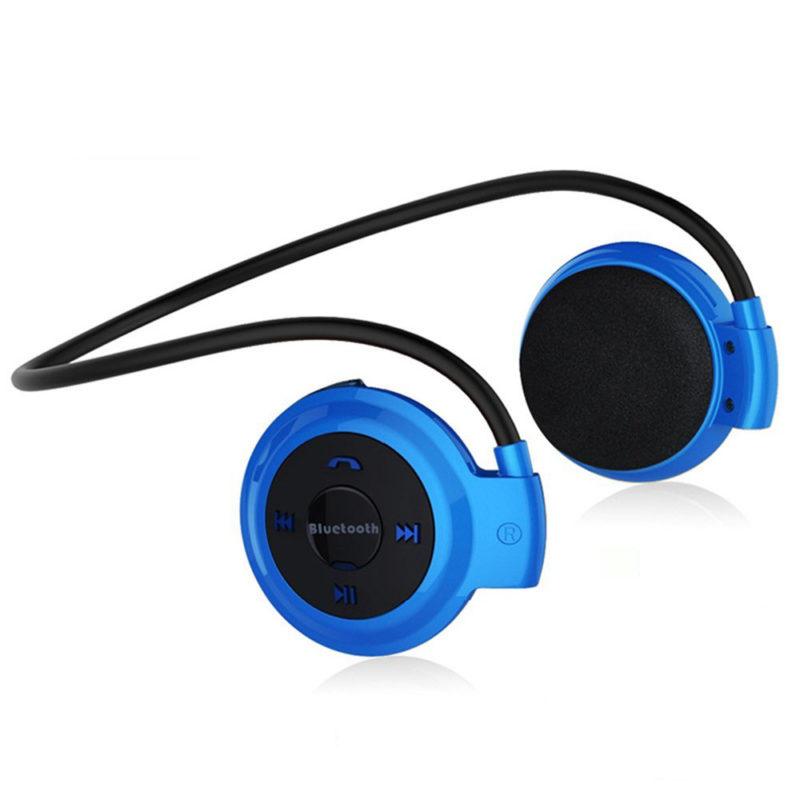 MP3 и FM радио Bluetooth наушники