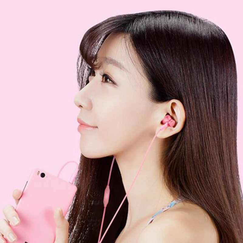 оригинальный Xiaomi наушники Piston Fresh colorful edition