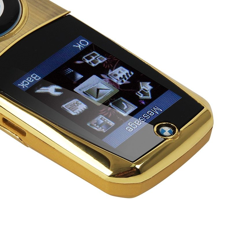 BMW машина мини телефон GSM Dual Sim карта