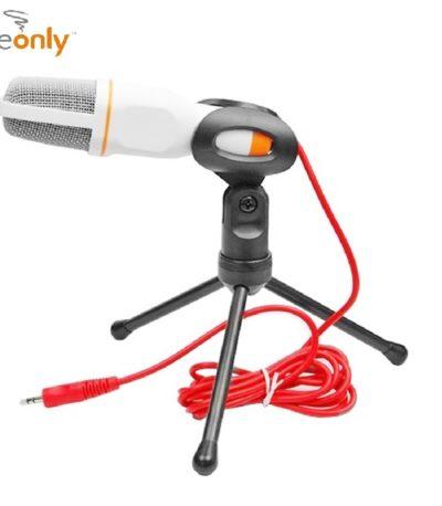 мини штатив 3.5mm микрофон для ПК и Телефона