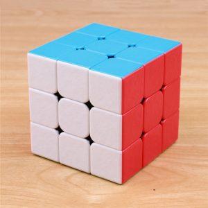 Красочный speed 3x3x3 Кубик Рубик