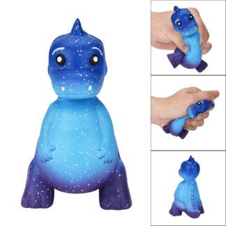 Galaxy милый динозавр антистресс игрушка