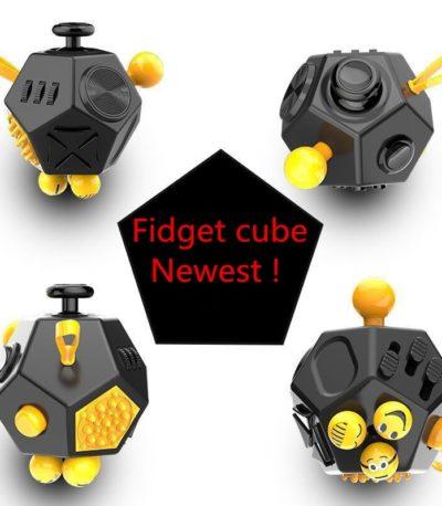 Волшебный куб антистресс спинер