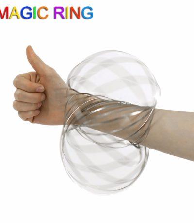волшебное кольцо антистресс игрушка