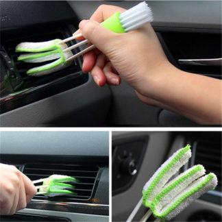 Удобный инструмент чистки автомобиля