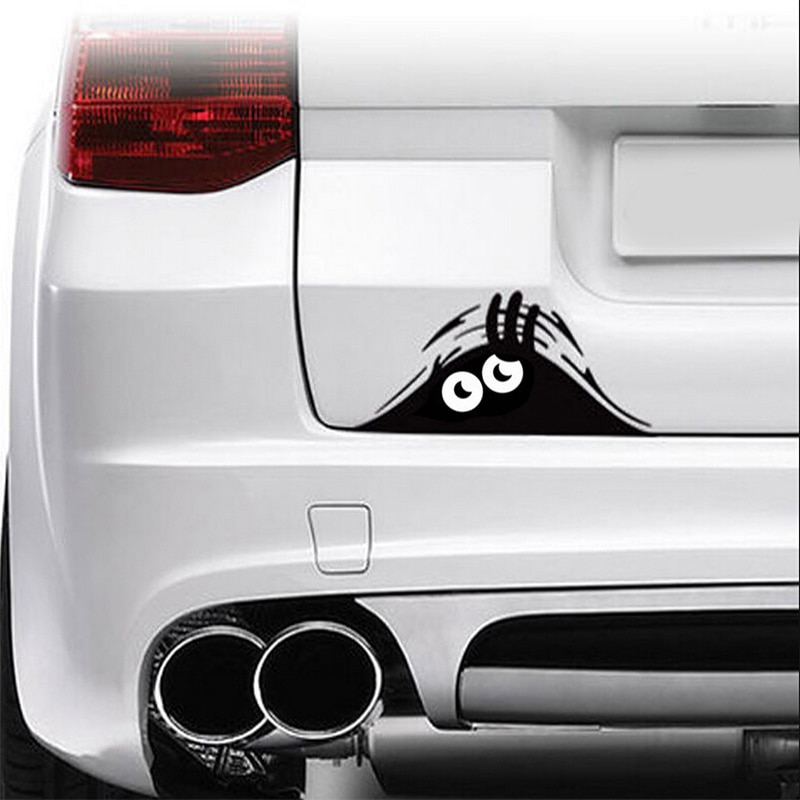 Peeking Monster автомобиля стикеры