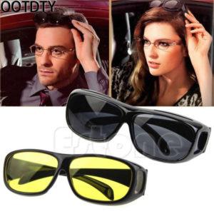 ночное оптическое HD очки Защита от солнца