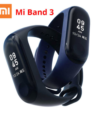 Xiaomi Mi Band 3 водостойкий OLED сенсорный экраном