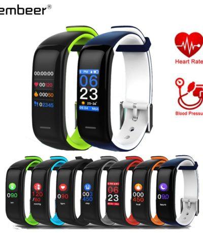 Hembeer H1 Smart Bracelet точный пульсометр крови давление