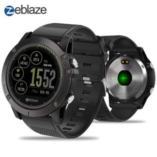 Zeblaze Vibe 3 HR умные часы c IPS цветной дисплей
