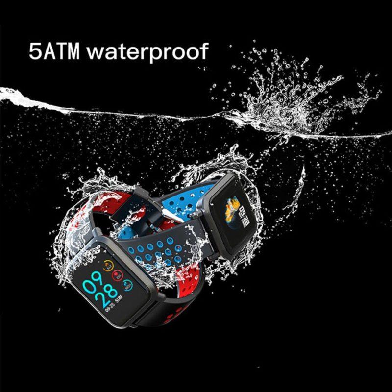 COLMI Smart Band IP68 водозащитный давления трекер