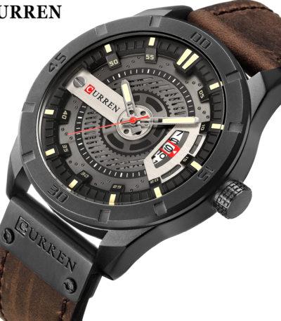 CURREN Военные спортивные мужские часы