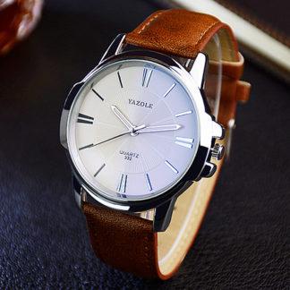 YAZOLE Бизнес Повседневные часы мужские часы