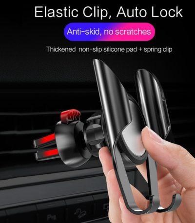 автомобильный держатель телефона iPhone Galaxy