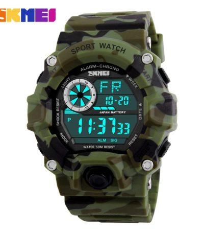 Водозащитный Военные спортивные часы