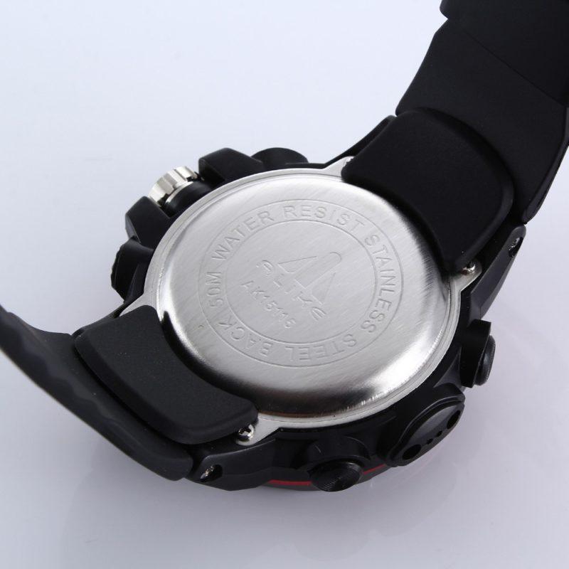 Водонепроницаемый Спорт военные часы
