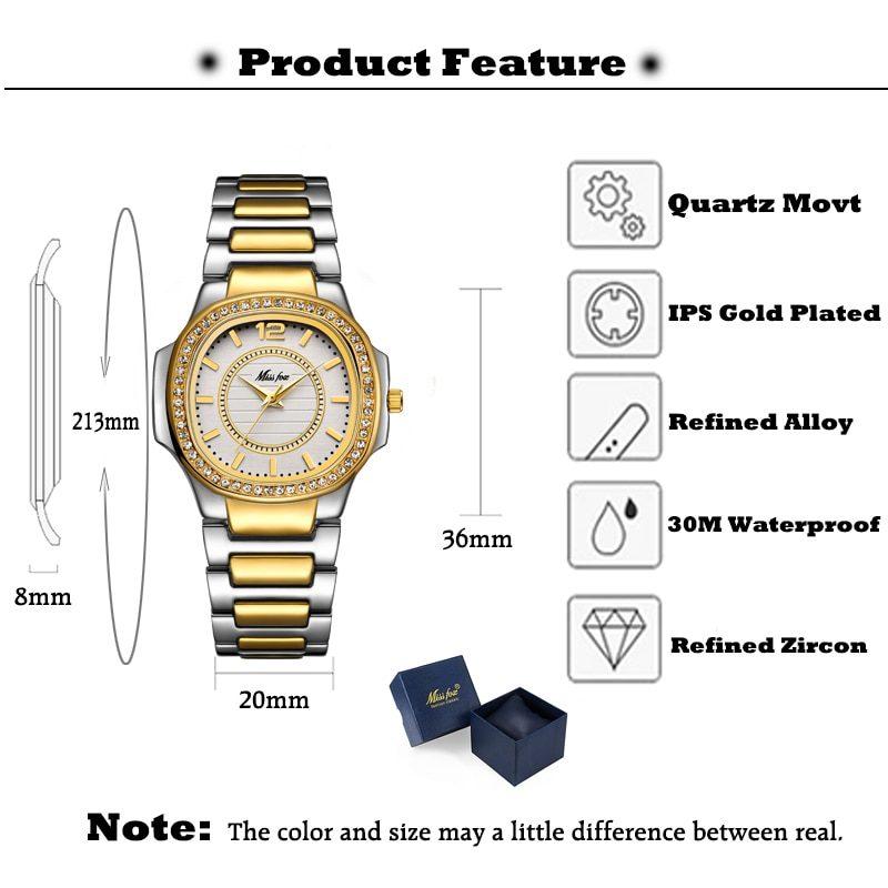 Элитный бренд Diamond Женские часы