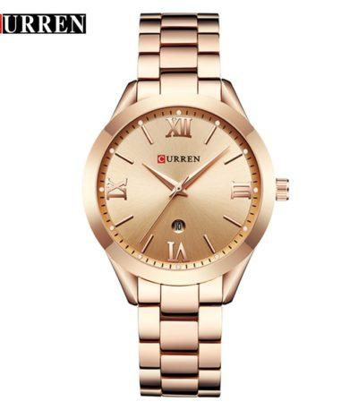 Current золотые часы для женщин