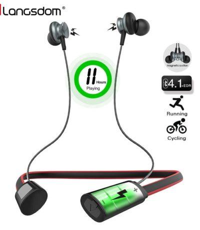 Водонепроницаемый Спортивные Bluetooth наушники