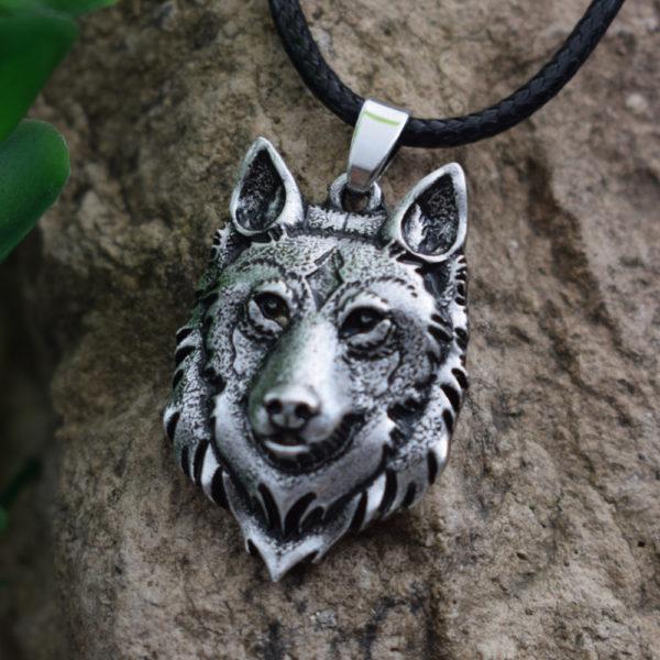 Волчья Голова Цепочки и ожерелья