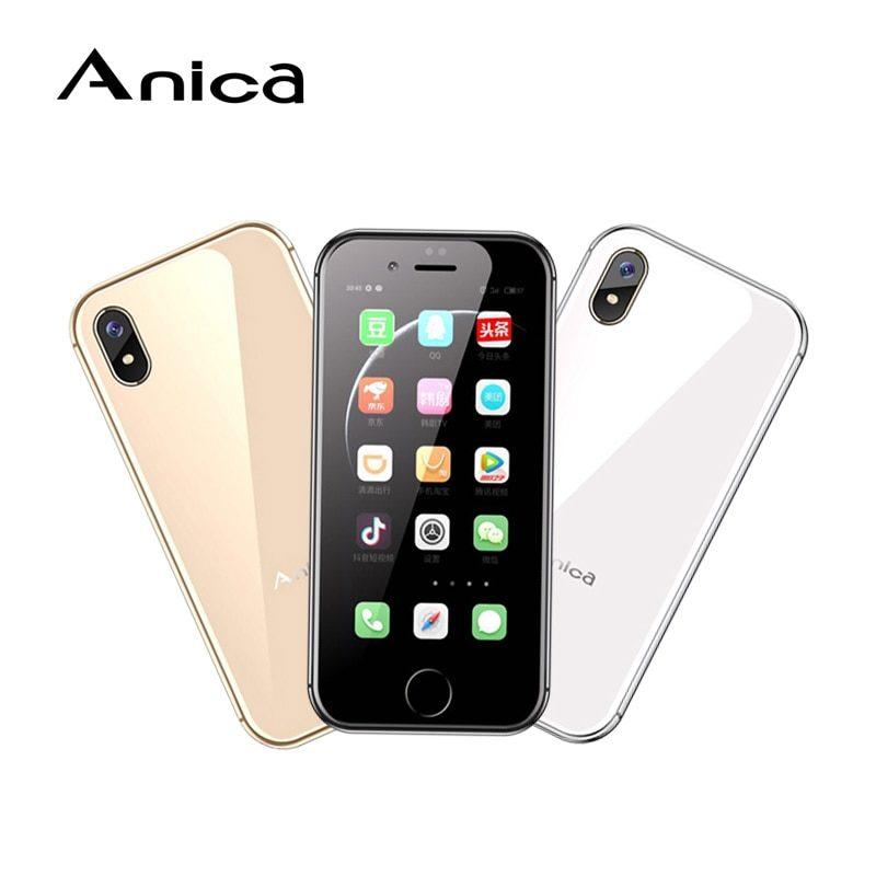 Anica i8 Копия iPhone X Мини смартфон