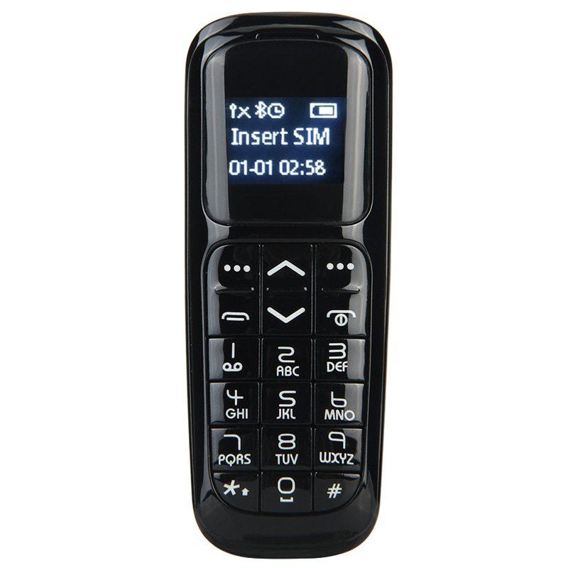 Bluetooth Мини Мобильный телефон