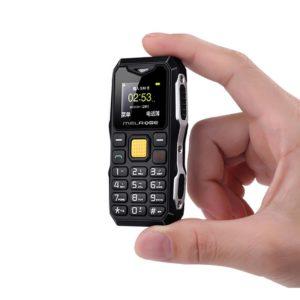 мини телефон в стиле милитари