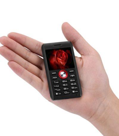 5 мм супер тонкий оригинальный мини телефон