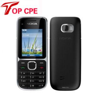 Оригинальный разблокирована Nokia C2-01