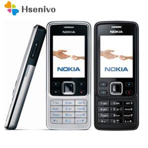 Оригинальные Разблокирована Nokia 6300
