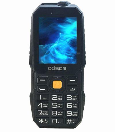 Телефон с Dual Sim FM-радио и Фонариком