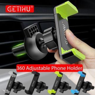Автомобильный держатель 360 градусов телефона