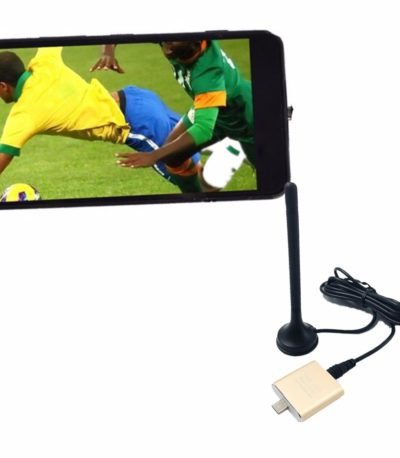 DVB-T2/DVB-T мобильный ТВ-тюнер для Android